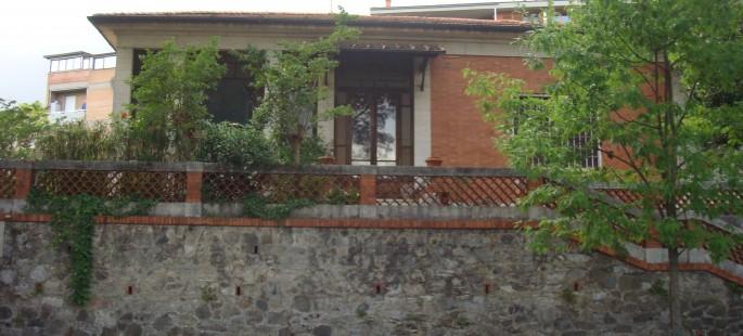Villa Liberty In Zona Panteraie a Montecatini Terme (PT)