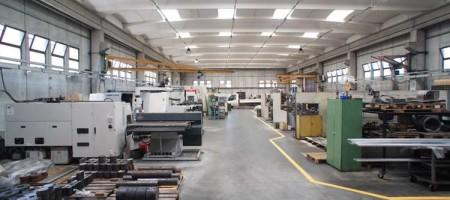 Capannone Industriale Con Piazzale ad Altopascio (LU)