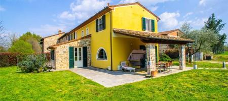 Splendido casale a Castelfranco di Sotto (PI)