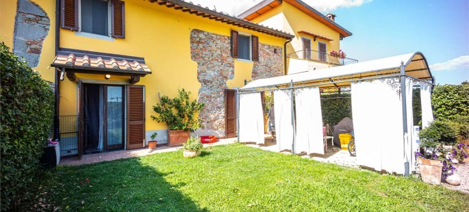 Terratetto a Borgo a Buggiano (PT)