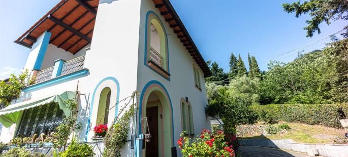 Villa Panoramica a Uzzano