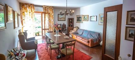 Appartamento con giardino in vendita a Montecatini Terme (PT)